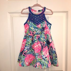 Lilly Pulitzer Toddler Girl dress size 3